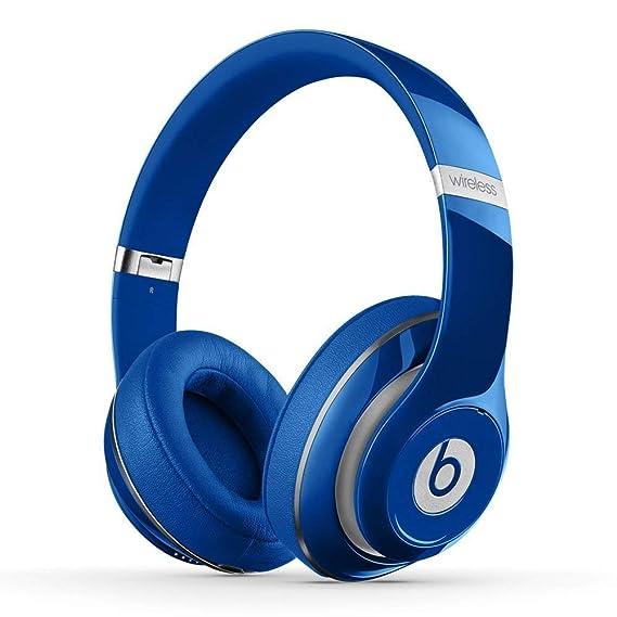 b56262f2ba2 Amazon.com: Beats Studio Wireless Over-Ear Headphones - Blue: Amazon Devices