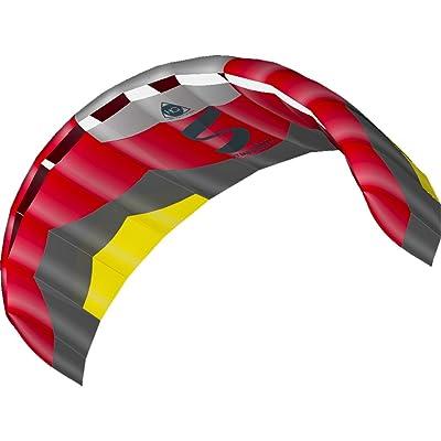 HQ Kites Symphony Pro 1.8 Stunt Kite 71 Inch Dual - Line Sport Kite: Toys & Games