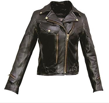 Womens AL2144 Vented jacket with braid trim 5X-Large Black