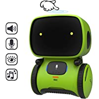 REMOKING STEM Educational Robot for Kids,Dance,Sing,Speak,Walk in Circle,Touch Sense,Voice Control, Learning Partners…