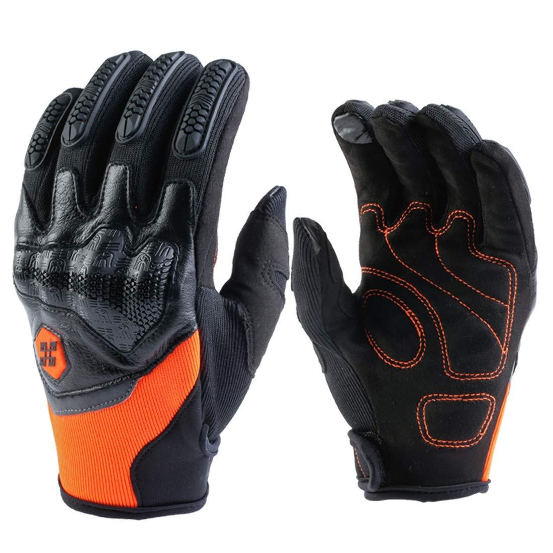 JESSIEKERVIN YY3 Touchscreen Vollfinger-Fahrradhandschuhe für das Motorradklettern Wandern Jagd Outdoor Sports Gear Handschuhe