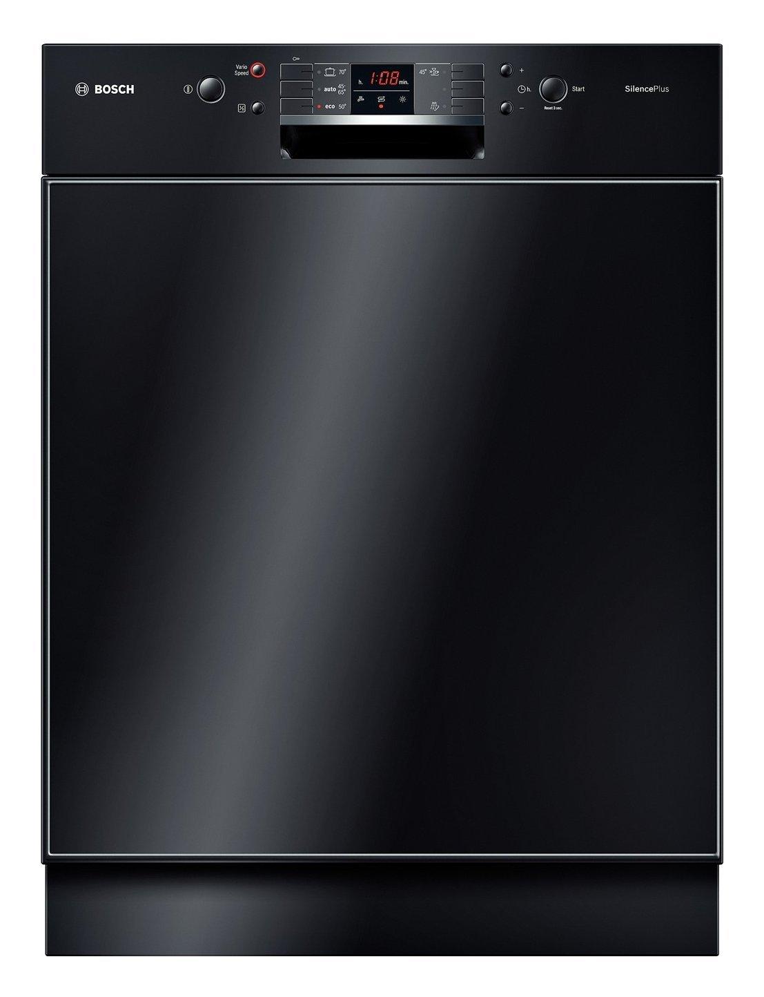 Bosch Lavavajillas smd53 m86eu SilencePlus de integrado con ...