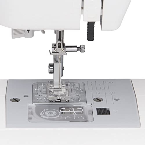 Janome MOD-19 Easy-to-Use Sewing Machine with 19 Stitches