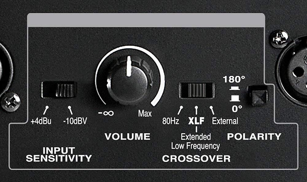 JBL LSR310S 10'' Powered Studio Subwoofer (Renewed) by JBL Professional (Image #2)