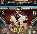2017 Panini Select NFL Football HOBBY box (12 pk)