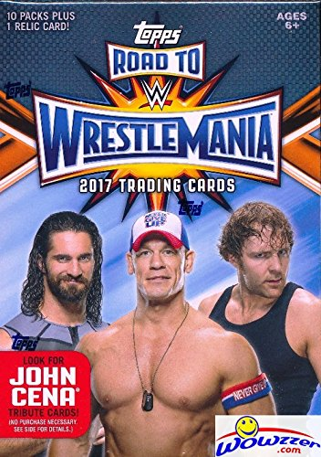 2017-topps-wwe-road-to-wrestlemania-exclusive-factory-sealed-retail-box-with-relic-card-look-for-car