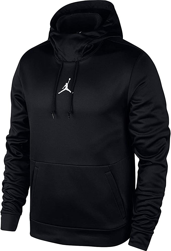 Nike Mens Jordan 23 Alpha Therma Pull Over Hoodie