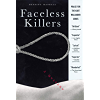 Faceless Killers: A Mystery (Kurt Wallander Mystery Book