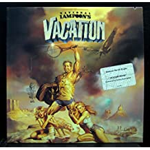 SOUNDTRACK NATIONAL LAMPOON'S VACATION vinyl record