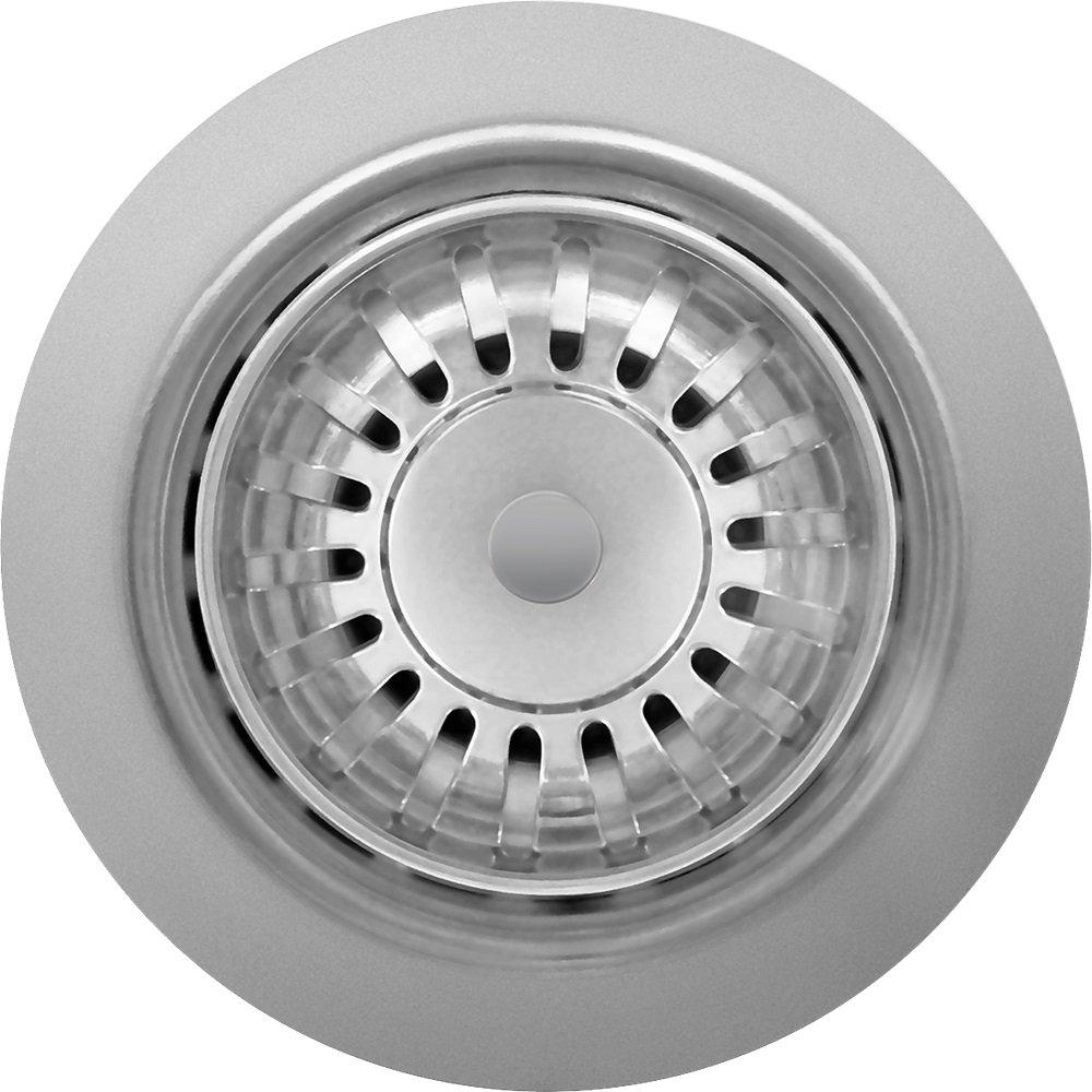 LaToscana 50CR120 (Basket Strainer) Plados Sink, Chrome by La Toscana