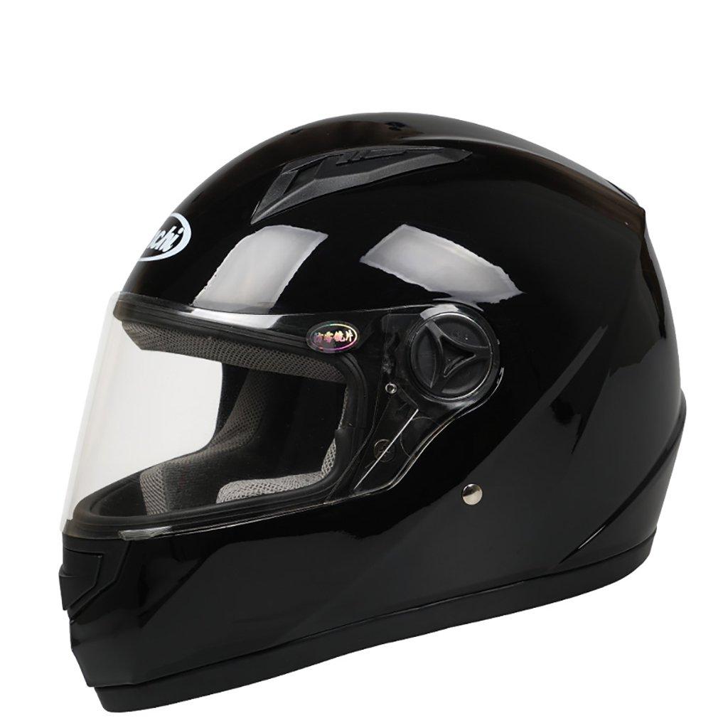 ヘルメット ヘルメット/メンズオートバイヘルメットサマーサンプロテクションヘルメットフォーシーズンズ全般3色光人格ファッションヘルメット (色 : C)  C B07D47S7V1