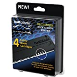 BaKblade 2.0 Back & Body Shaver Replacement Razors
