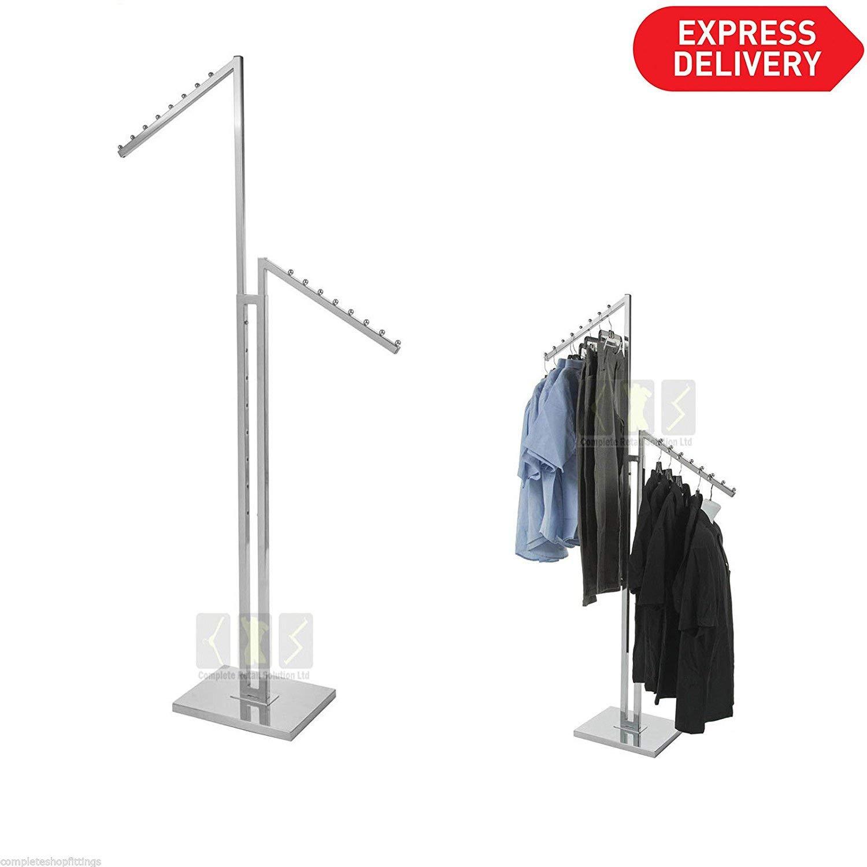 Complete Retail Source ltd Perchero de 2 vías con ...