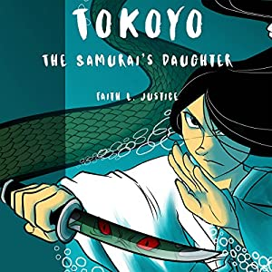Tokoyo, The Samurai's Daughter Audiobook