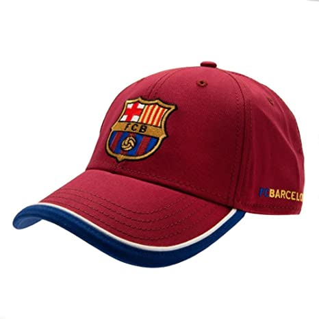 FCB FC Barcelona Authentic LA Liga - Gorra de béisbol: Amazon.es ...