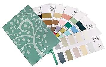 Lignocolor Old Shabby Chic Kreidefarbe Farbtonkarte ECHTAUFSTRICHE ...