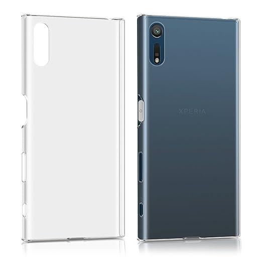 3 opinioni per kwmobile Cover per Sony Xperia XZ / XZs- Custodia trasparente per cellulare-