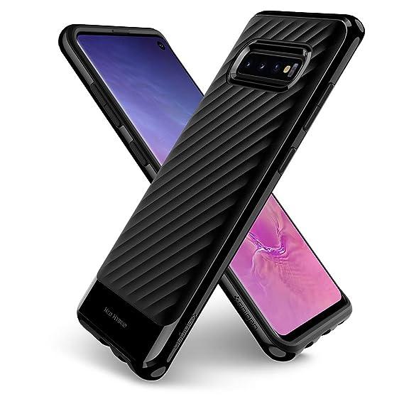 Spigen Neo Hybrid Designed for Samsung Galaxy S10 Case (2019) - Midnight Black