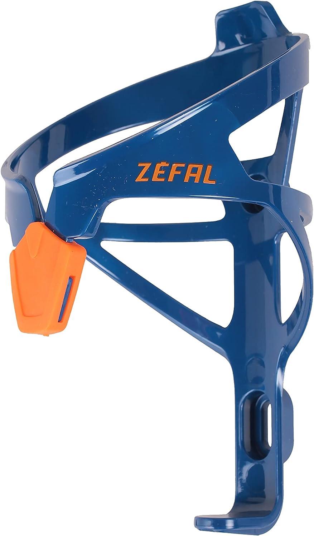 Zefal Pulse B2 Bouteille Cage en noir-Thermoplastique Flexible Fermoir