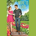 More to Love: A Perfect Fit, Book 3 Audiobook by Alison Bliss Narrated by Violet Strong