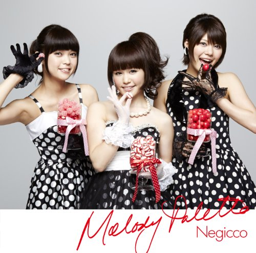 Negicco / Melody Palette