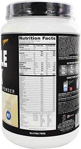 Cytosport Muscle Milk Genuine Vanilla Creme