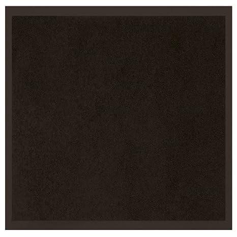 Tapis Deco Tapis Anti Poussiere Noir 60 X 80 Cm Amazon Fr