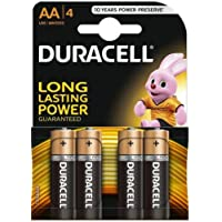 Duracell Simply AA 4 Pack alkali 1,5 V