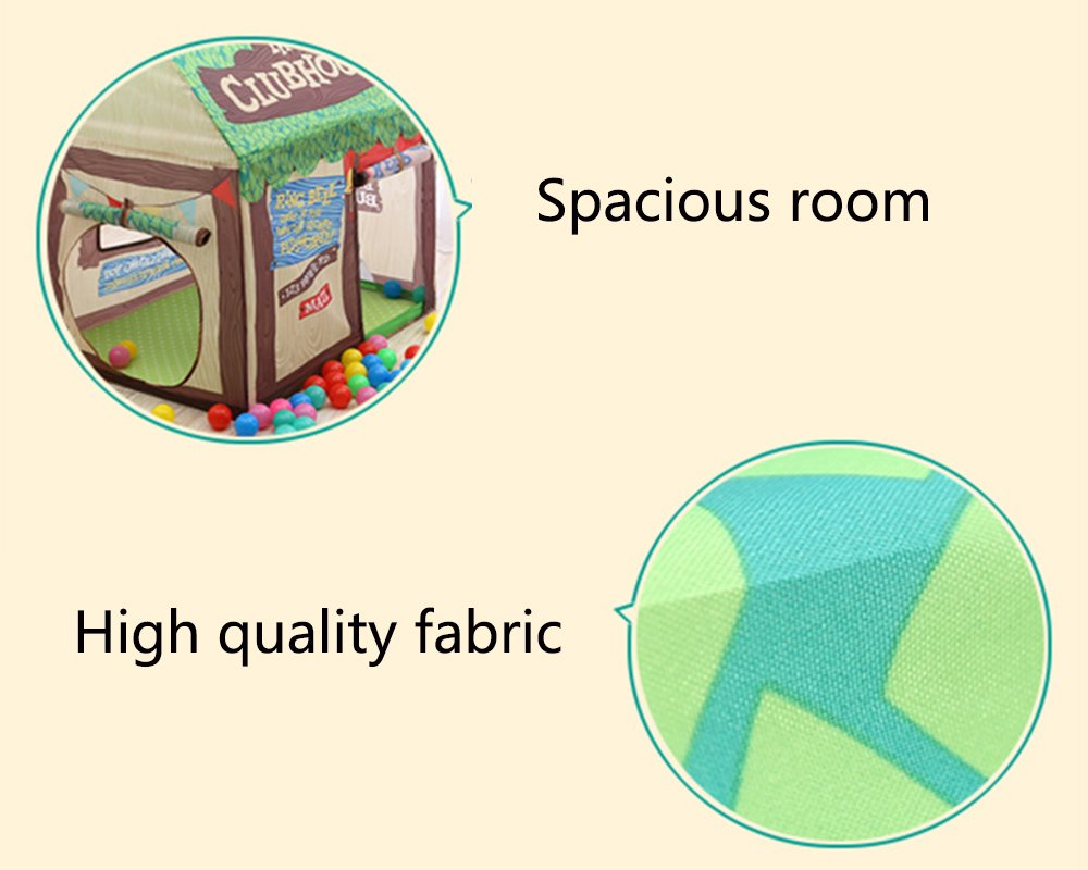 Amazon.com: llzj los niños jugar tienda de campaña casa ...