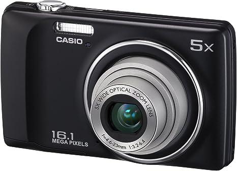 Casio QVR300BK - Cámara foto digital 16.1 MP (pantalla de 2.7 ...