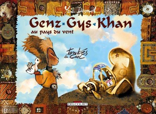 Genz Gys Khan T05: Tombés du ciel (French Edition)