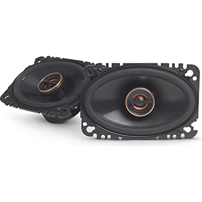 "Infinity Reference 6432CFX 4""x6"" 2-way Car Speakers - Pair: Car Electronics"