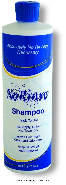 No-Rinse Shampoo, No Rinse Shampoo 8 oz, (1 CASE, 24 EACH) by Clean Life Products
