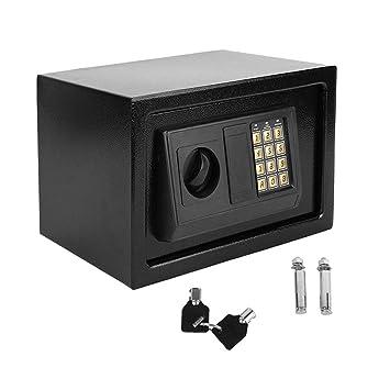 Electrónica Caja fuerte del hogar Cerraduras electrónicas Caja de seguridad Dinero Joyas Documentos de la tienda