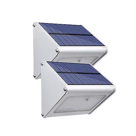 FELiCON - Luz solar con sensor de movimiento de radar