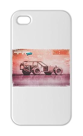 Trackmania Turbo Buggy Iphone 5-5s caja de plástico: Amazon.es: Electrónica