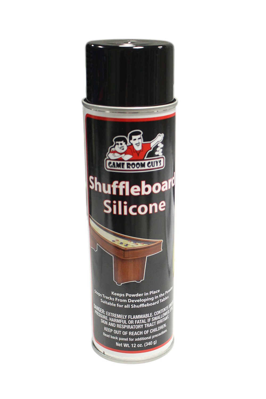 Game Room Guys Silicone Shuffleboard Spray