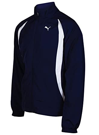 Puma Ultimate Sports Performance - Chaqueta de Running para Hombre, Transpirable, con Cremallera Completa