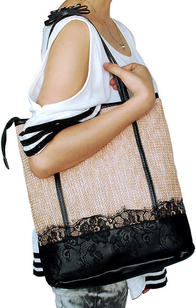 Fashion Double Handle Satchel Bag Handbag Purse Fervent Love