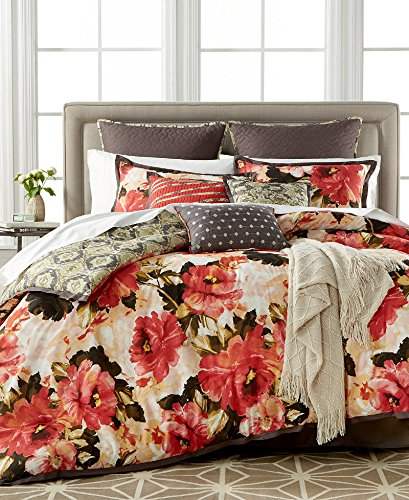 Kelly Ripa Home Angelica 10 Piece Reversible Comforter Set King