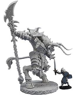 Amazon com: Fire Demon Balor by Reaper: Toys & Games