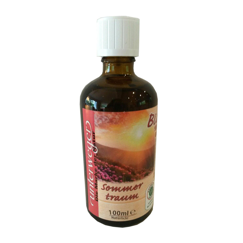 Huile de sauna BIO 'Unterweger' rêve d'été 100 ml pure huile essentielle garantie