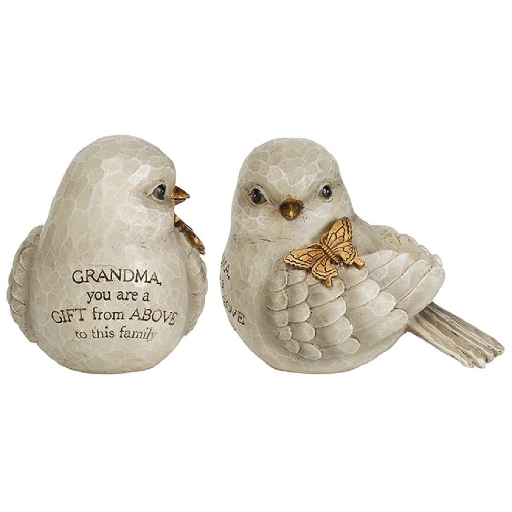Carson Heartfelt Gifts Grandma Mini Bird Home Decor