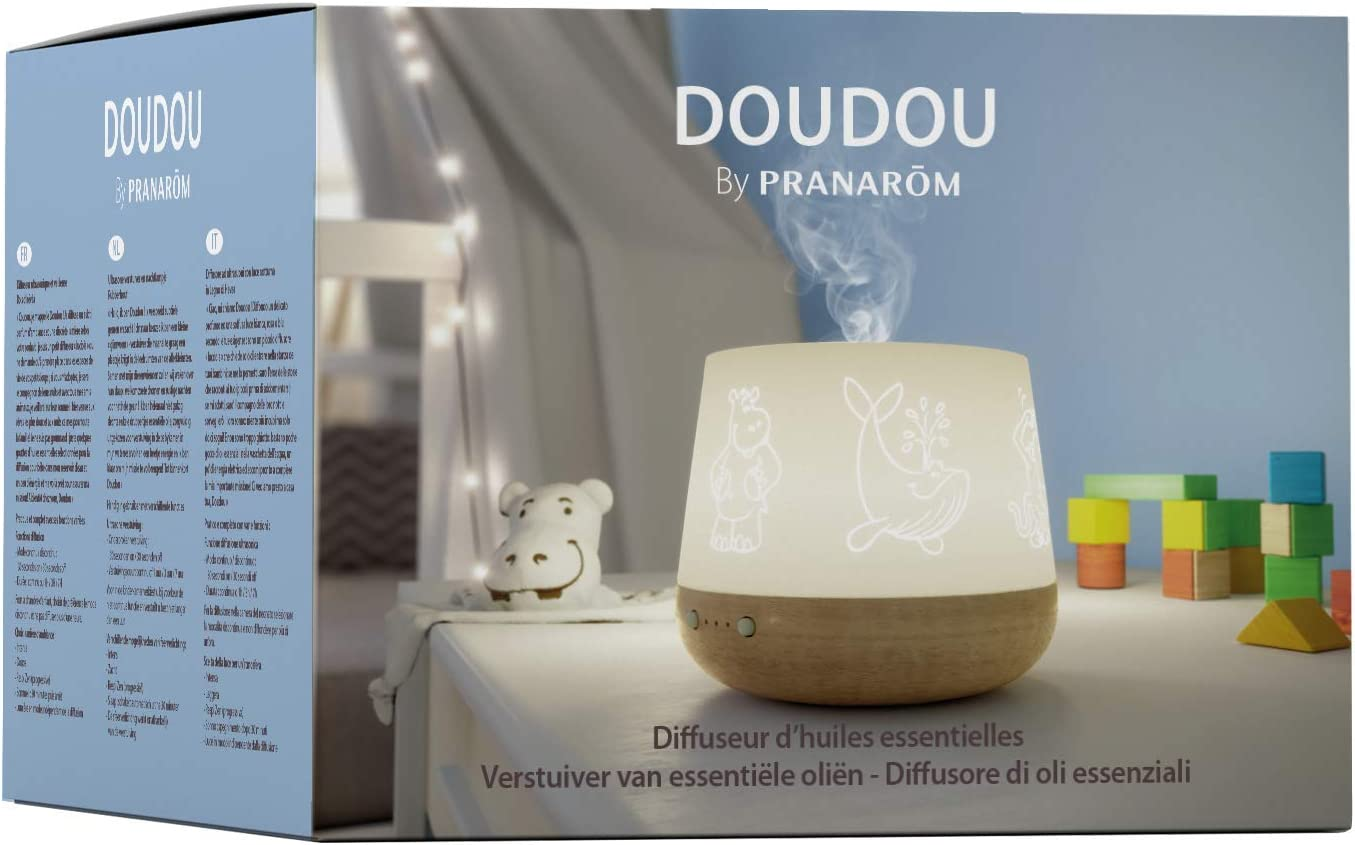 Pranarom Difusor Doudou, 300 g, Color Blanco: Amazon.es: Belleza