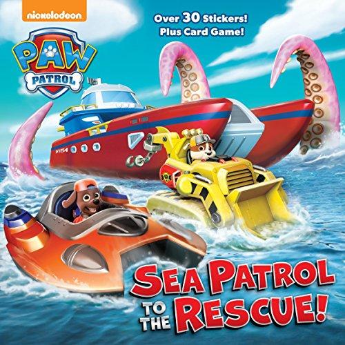 Activity Sea Book Animals (Sea Patrol to the Rescue! (PAW Patrol) (Pictureback(R)))