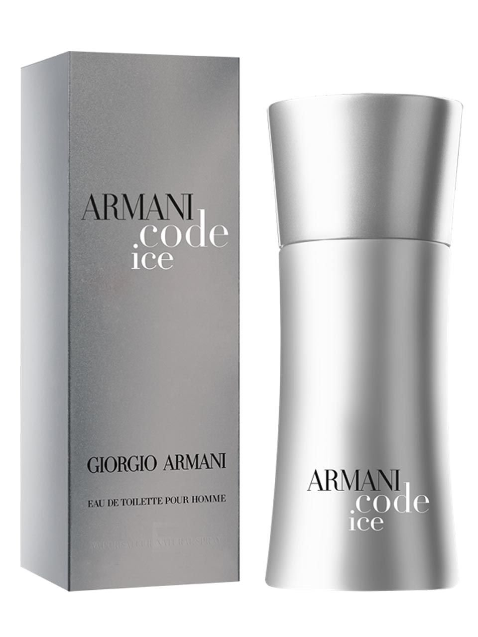 3c3d6103ab Amazon.com : Giorgio Armani Code Ice Eau De Toilette Spray, 1.7 Ounce :  Beauty