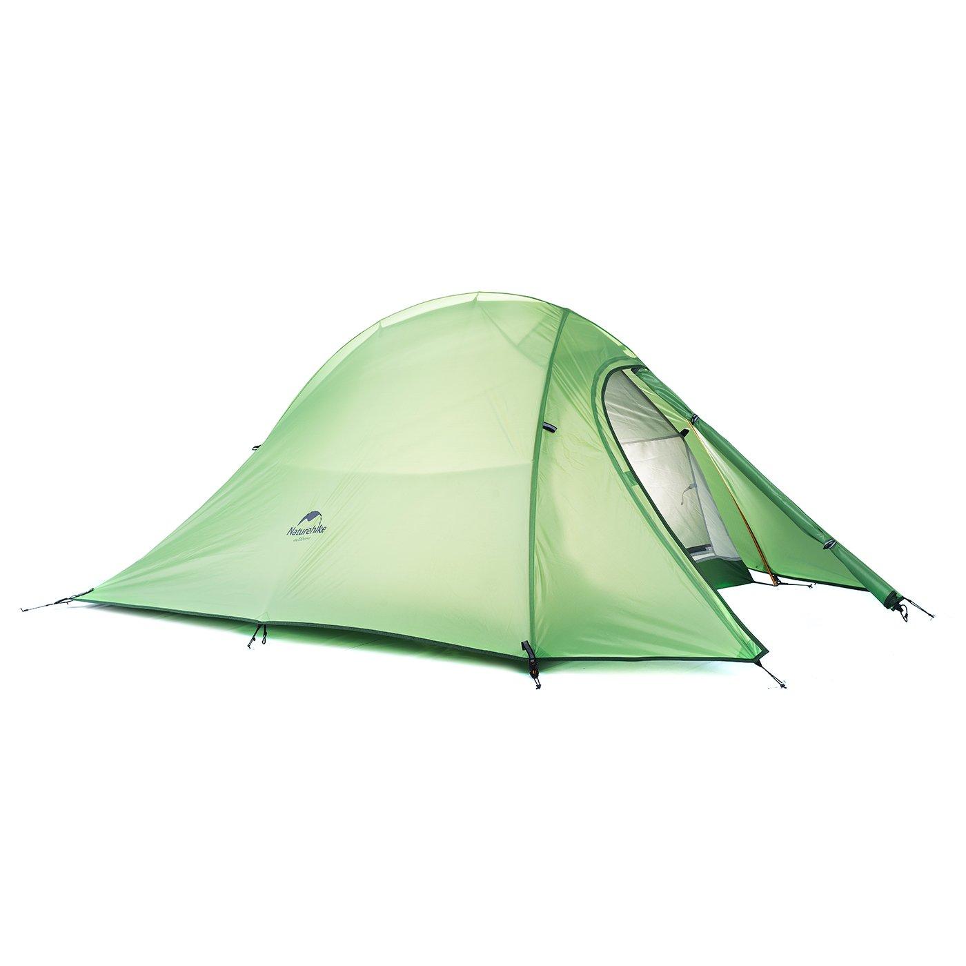 Naturehike Cloud-up Tente Ultra légère Randonnée 2 Personnes Double Couche Tente 4 Saison Camping Tente product image