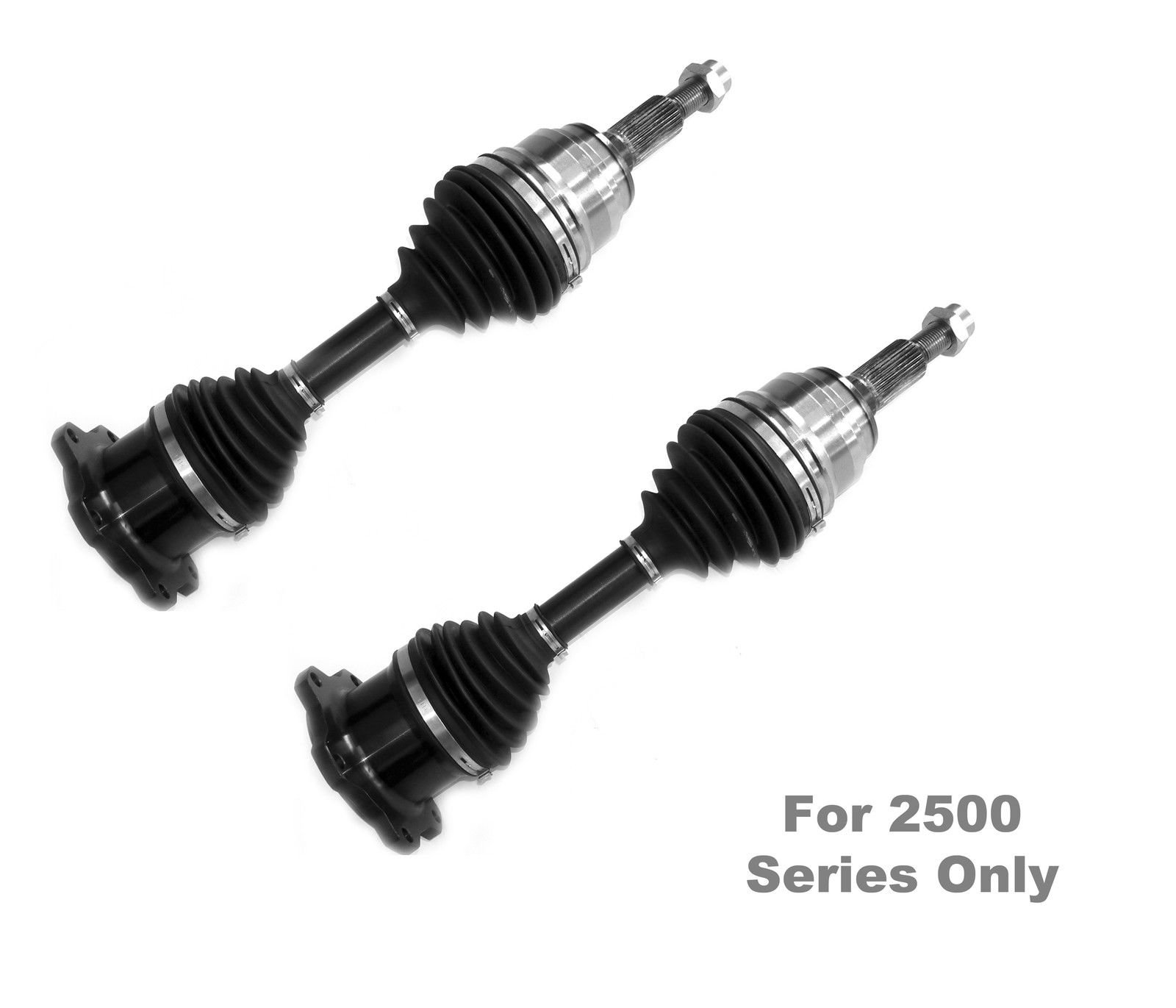 DTA DT1207520751 2 Front CV Axles - Pair - Fits Avalanche 2500, Silverado 2500, 3500 Suburban 2500, Sierra 2500, 3500, Hummer H2 by DRIVE TECH AMERICA (Image #1)