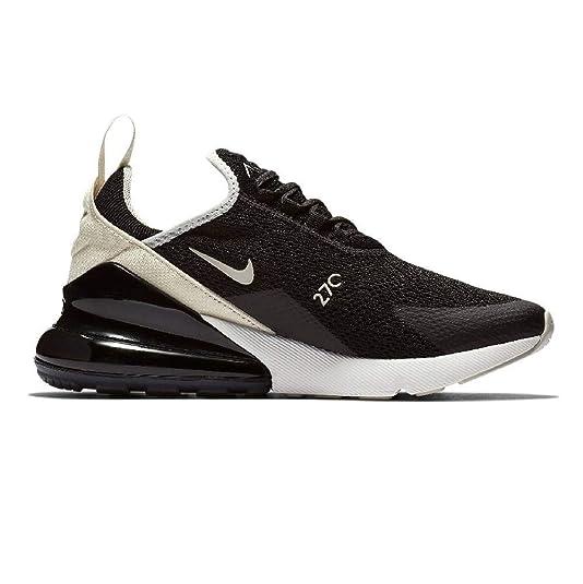 Amazon.com: Nike Air Max 270 - Zapatillas de piel para mujer ...