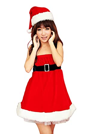 women christmas dress sexy christmas costumes santa claus for adults cosplays for christmas - Christmas Clothes For Adults